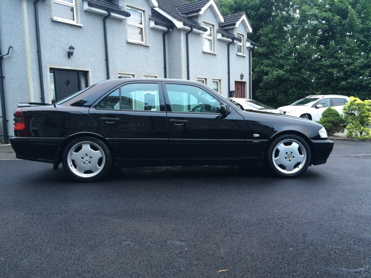 1999 W202 C class Sport For Sale (picture 4 of 4)