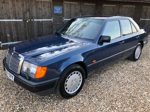 1988 Mercedes 300E ( 124-series ) Saloon For Sale