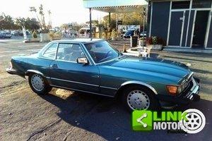 1988 Mercedes Classe SL 560, Versione Stati Uniti, Cambio automa For Sale