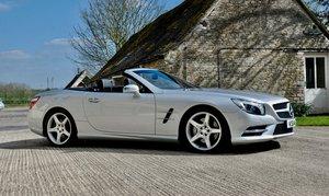 2014 Mercedes SL500 AMG Sport  For Sale