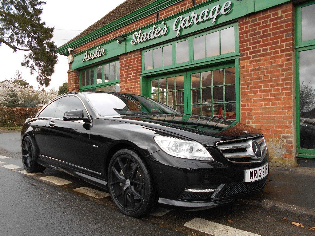 2012 Mercedes-Benz CL500  SOLD (picture 2 of 4)