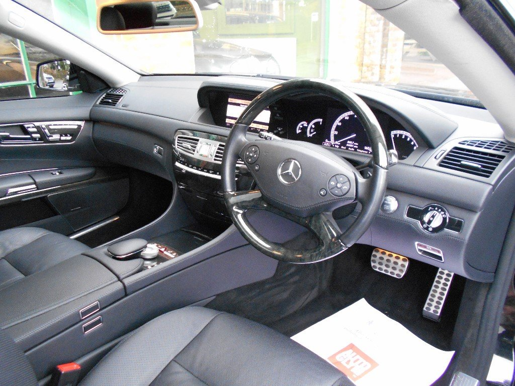 2012 Mercedes-Benz CL500  SOLD (picture 4 of 4)