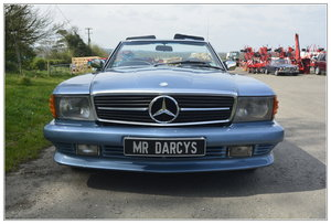 1985 Mercedes 280SL for sale SOLD