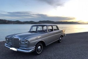 MERCEDES 220S 1960 For Sale