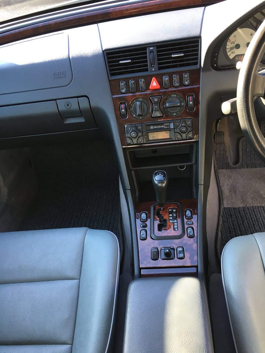 1998 Mercedes C250 Turbo Diesel SOLD (picture 5 of 6)