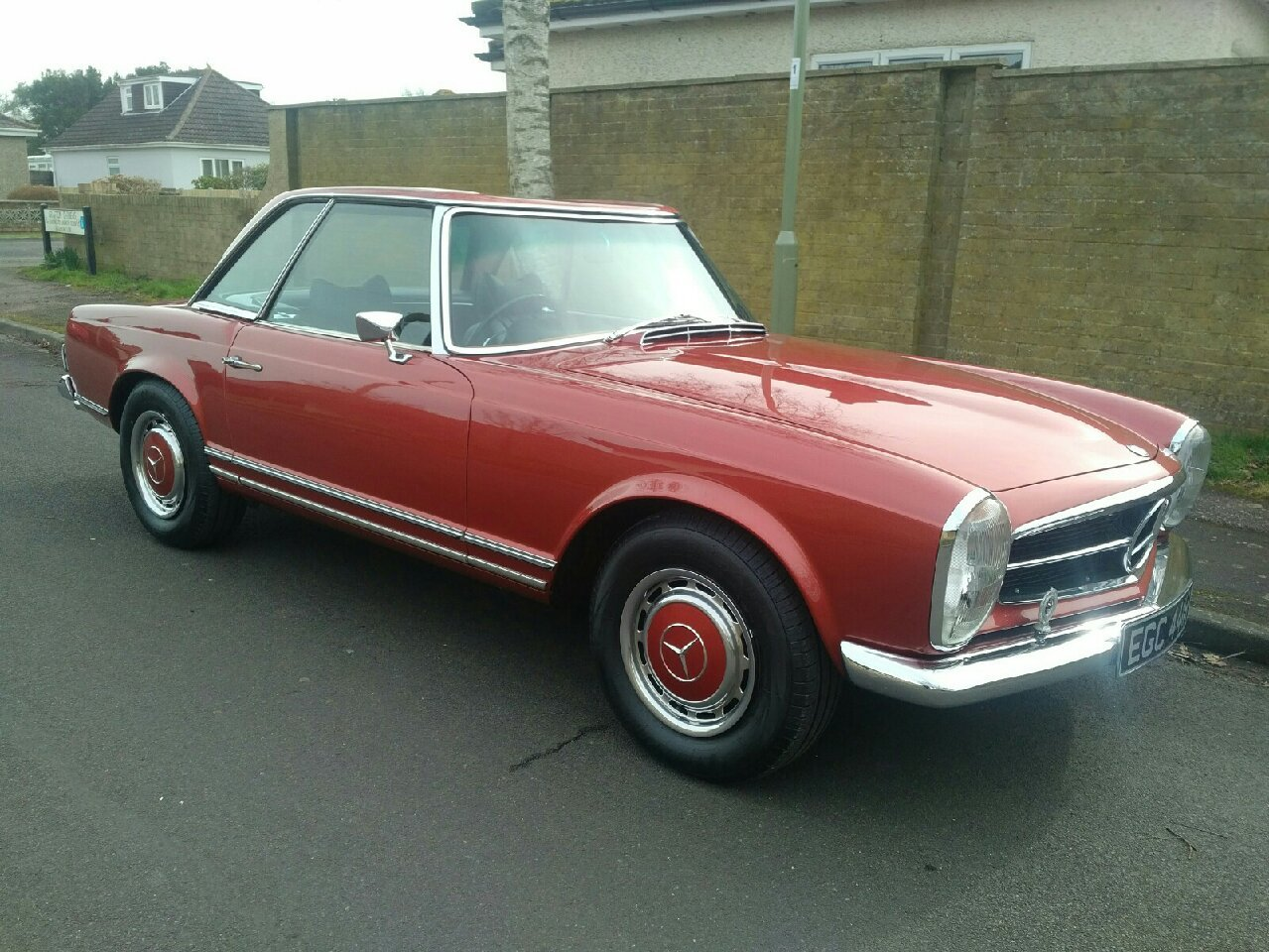 1968 Wanted Wanted Wanted 280 SL Pagoda For Sale (picture 1 of 1)