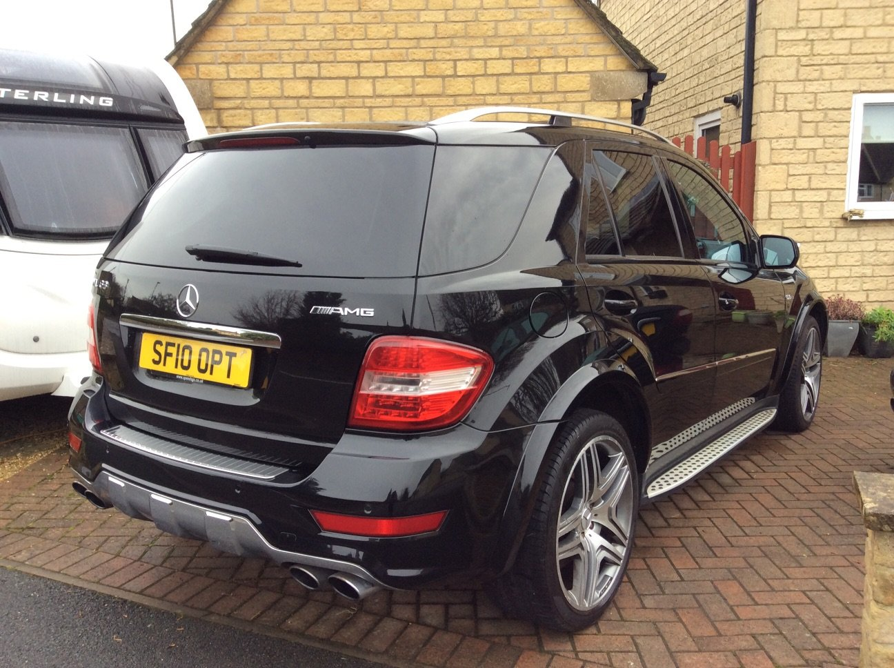 2010 ML63 AMG SOLD (picture 2 of 6)