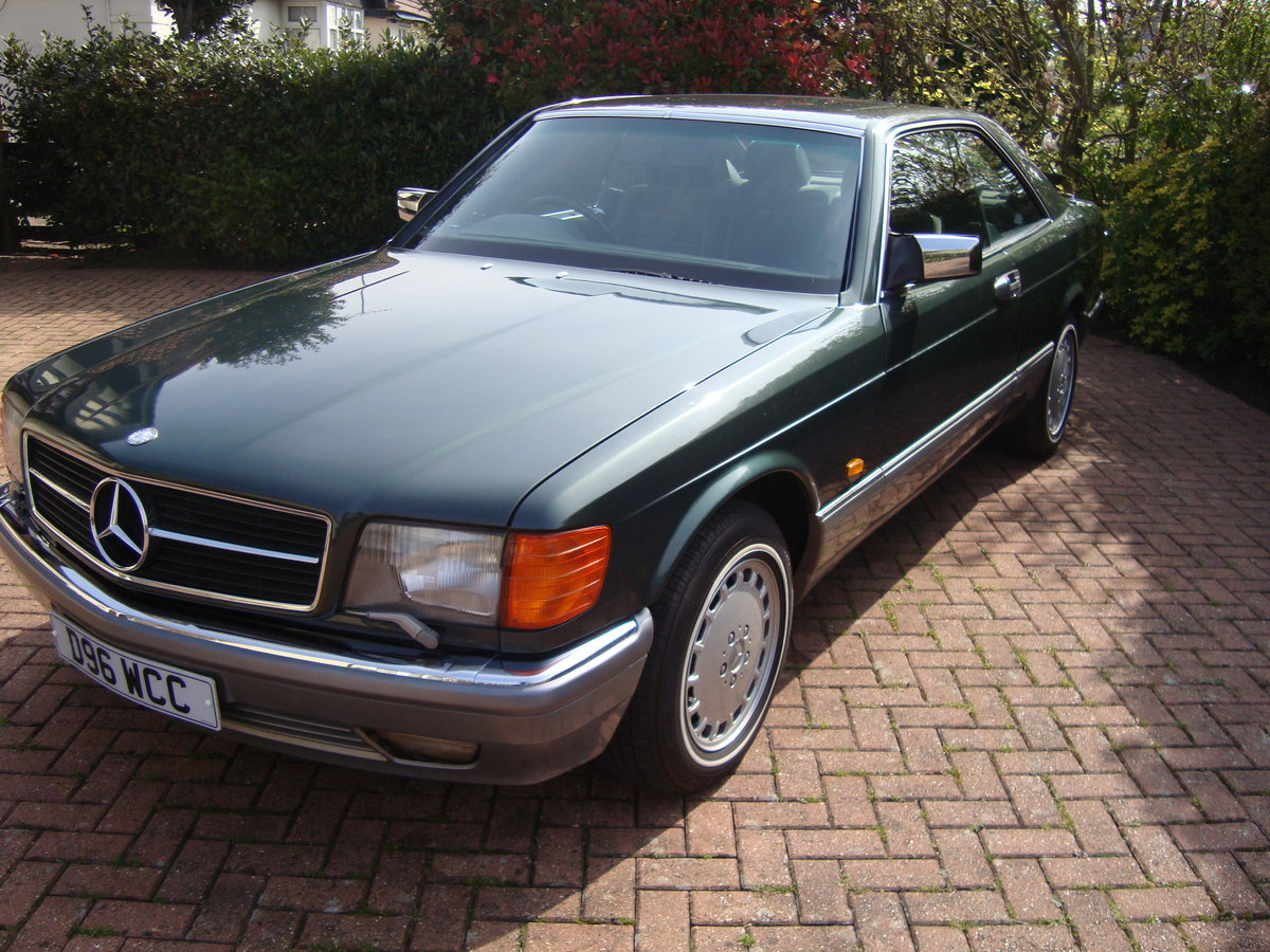 1987 Mercedes 500 sec. For Sale (picture 2 of 6)