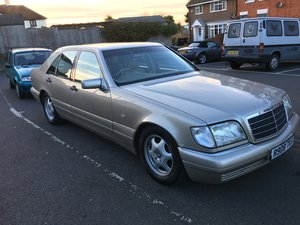 1998 Mercedes S280 W140 Facelift For Sale