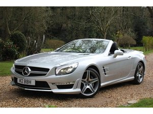 2014 Mercedes-Benz SL Class 6.0 SL65 AMG 2dr 180K LIST,EVERY OPTI For Sale