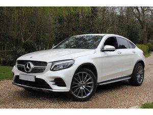 2018 Mercedes-Benz Glc Class 2.0 GLC250 AMG Line (Premium) 4MATIC