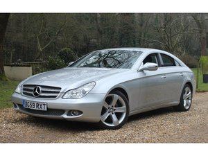 2009 Mercedes-Benz CLS 3.0 CLS350 CDI 7G-Tronic 4dr MAIN DEALER H For Sale