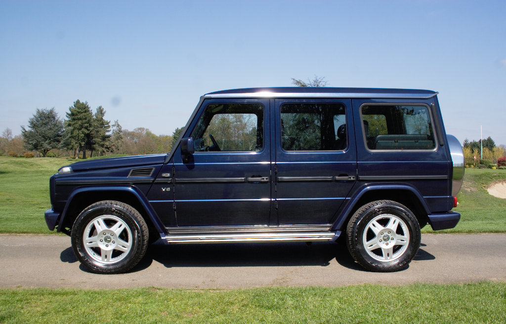 2000 Mercedes G500LRW RHD 9 seater SOLD (picture 3 of 6)