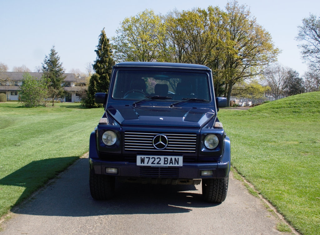 2000 Mercedes G500LRW RHD 9 seater SOLD (picture 4 of 6)