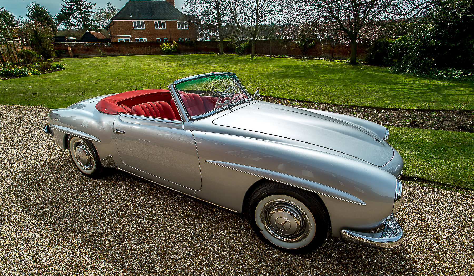 1959 Mercedes-Benz 190 SL For Sale | Car And Classic