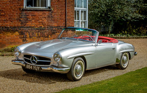 1959 Mercedes-Benz 190 SL For Sale