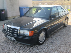 1986 mercedes 190 2.3 16v cosworth manual For Sale