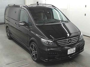 2007 MERCEDES-BENZ VIANO V350 3.7 * WALD BRABUS STYLING KIT For Sale