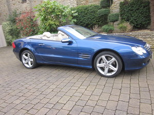 2004 Mercedes Benz SL500 For Sale
