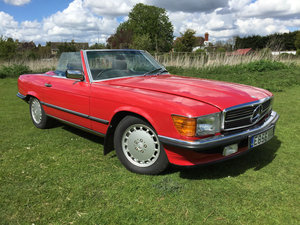 A 1987 Mercedes-Benz 300SL - 23/06/2019 For Sale by Auction