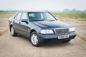 1997 Mercedes-Benz W202 C180 Classic - 44K Miles - FSH For Sale