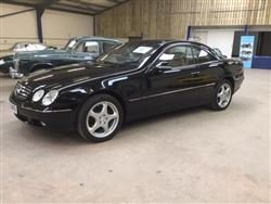 2002 CL500 - Barons Sandown Pk Tuesday 30th April 2019 For Sale by Auction