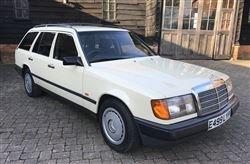 1988 W124 E200 T Auto Est - Barons Sandown Pk Tues 30 April 2019 For Sale by Auction