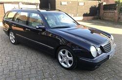 2000 E240 2.6 Eleg Est - Barons Sandown Pk Tues 30 April 2019 For Sale by Auction