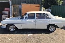 1972 280 SEL 4.5 - Barons Sandown Pk Tues 30 April 2019 For Sale by Auction