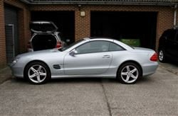 2005 SL 350 - Barons Sandown Pk Tuesday 30th April 2019 For Sale by Auction