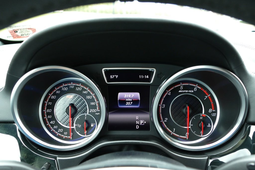 2018 Mercedes Benz GLE 63S AMG with only 357 miles For Sale (picture 4 of 6)