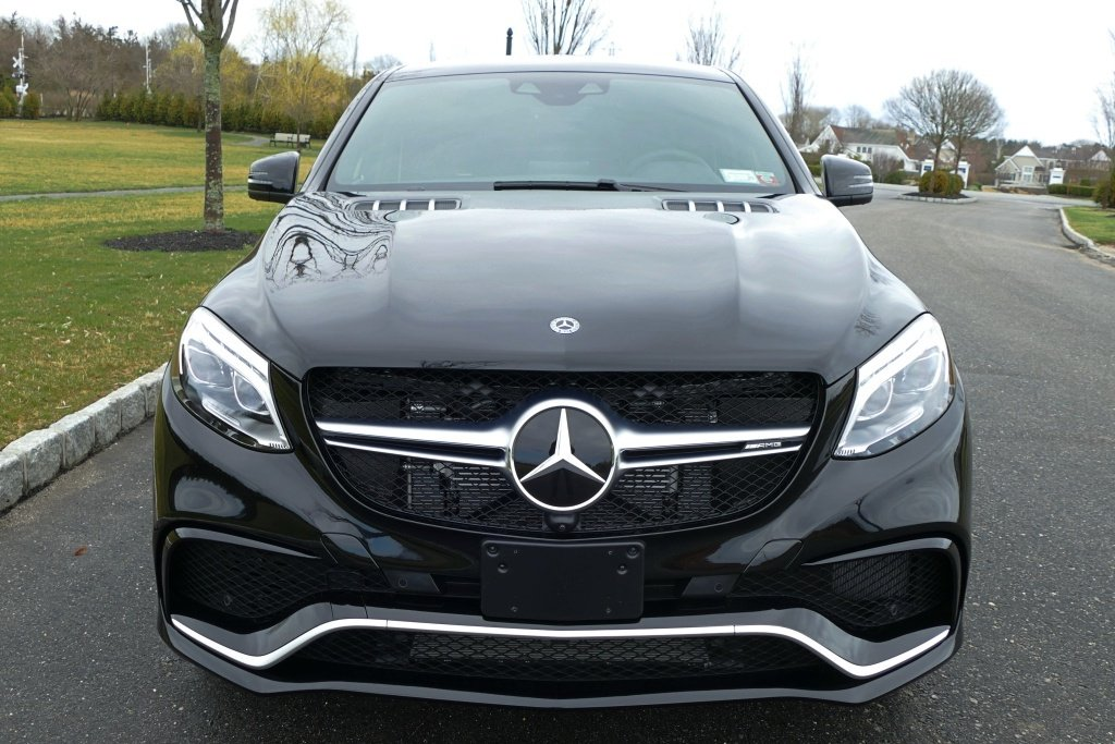 2018 Mercedes Benz GLE 63S AMG with only 357 miles For Sale (picture 1 of 6)