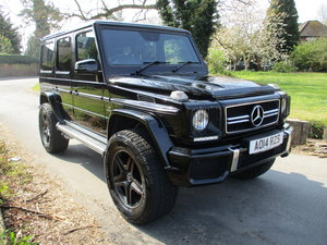 Mercedes G63 AMG 2014/14 18600 Miles Fully Loaded For Sale