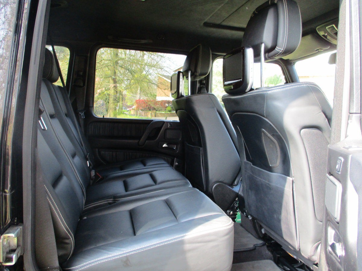 Mercedes G63 AMG 2014/14 18600 Miles Fully Loaded For Sale (picture 3 of 12)