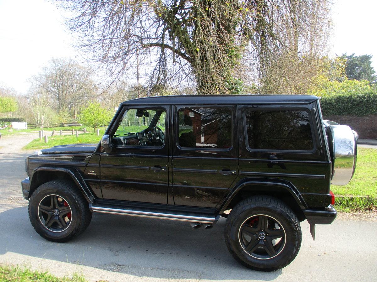 Mercedes G63 AMG 2014/14 18600 Miles Fully Loaded For Sale (picture 6 of 12)