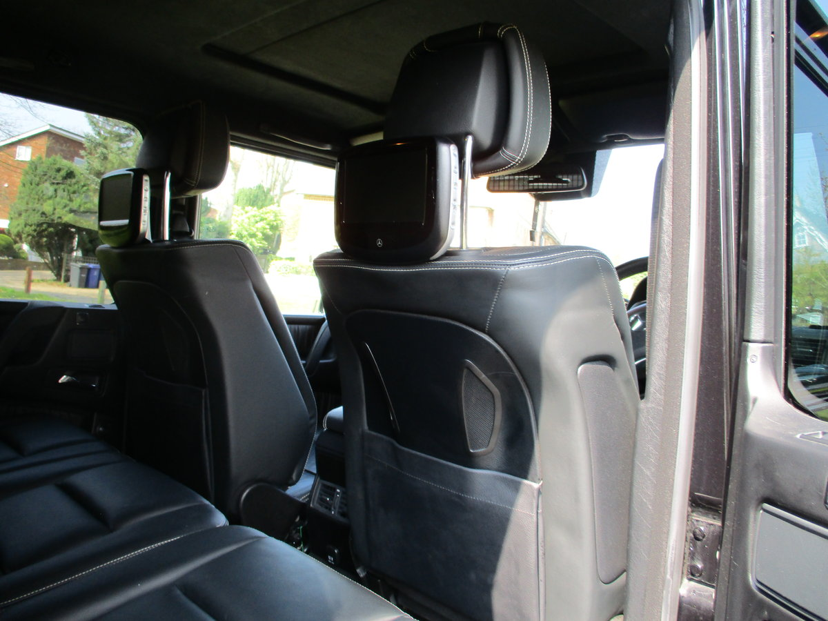Mercedes G63 AMG 2014/14 18600 Miles Fully Loaded For Sale (picture 10 of 12)