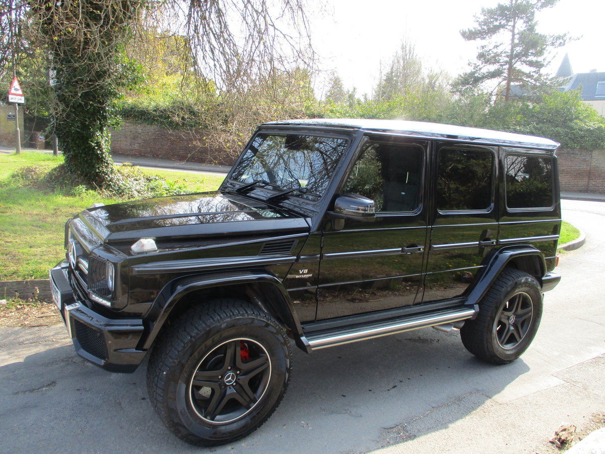 Mercedes G63 AMG 2014/14 18600 Miles Fully Loaded For Sale (picture 12 of 12)