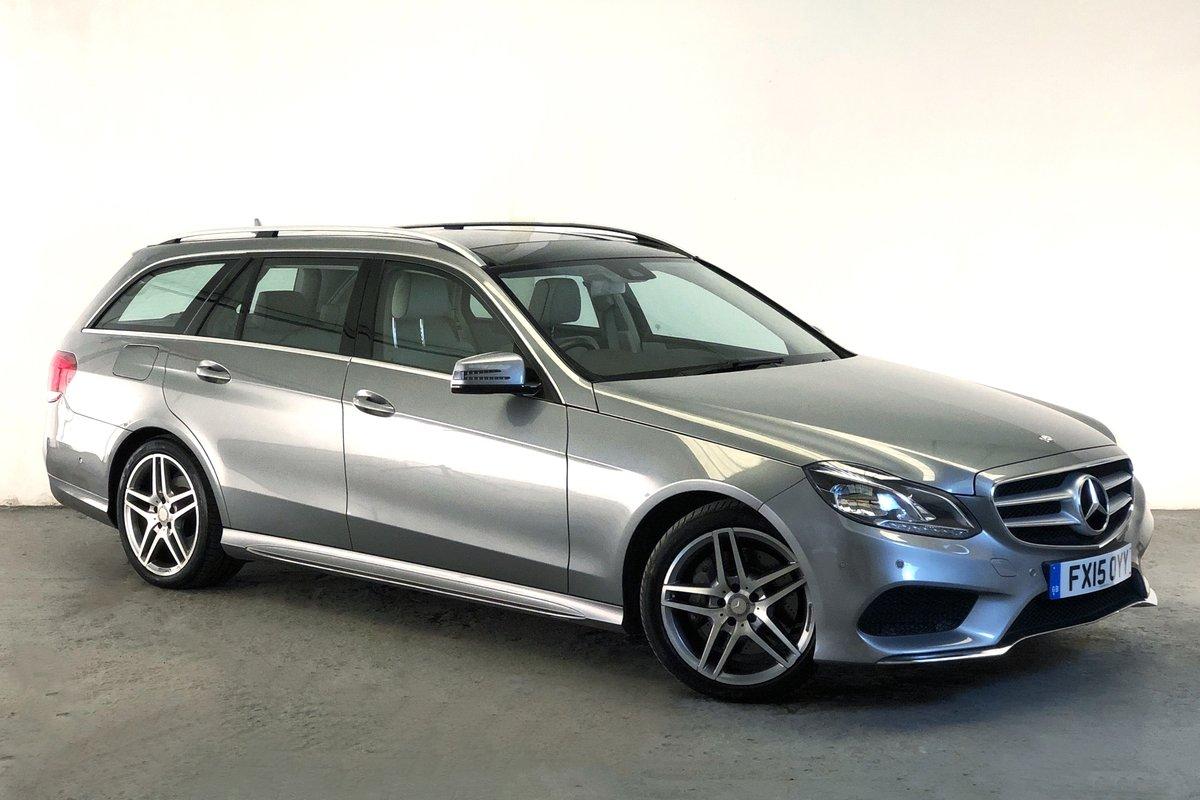 Mercedes-Benz E Class E350 AMG Premium. Low Mileage. SOLD (picture 1 of 6)
