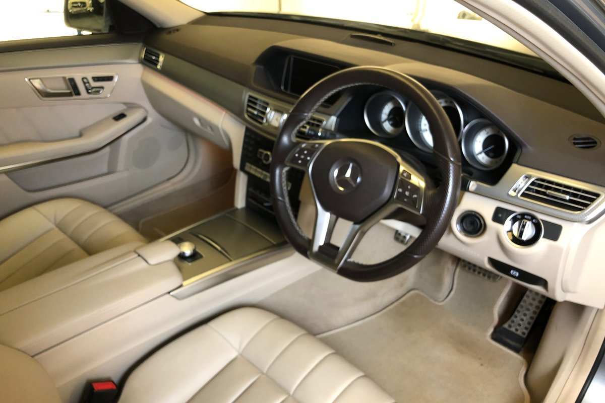 Mercedes-Benz E Class E350 AMG Premium. Low Mileage. SOLD (picture 3 of 6)