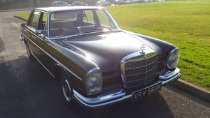 1972 280se / W108 / Excellent Condition For Sale