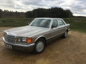 1988 Mercedes 300SE  Immaculate Rust Free