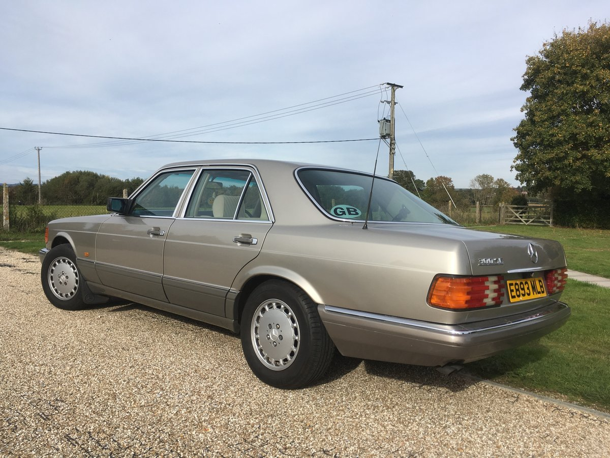 1988 Mercedes 300SE Immaculate Rust Free For Sale | Car ...
