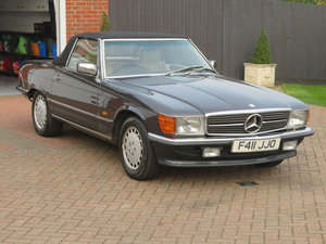 1989 420 4.2 SL CLASS For Sale