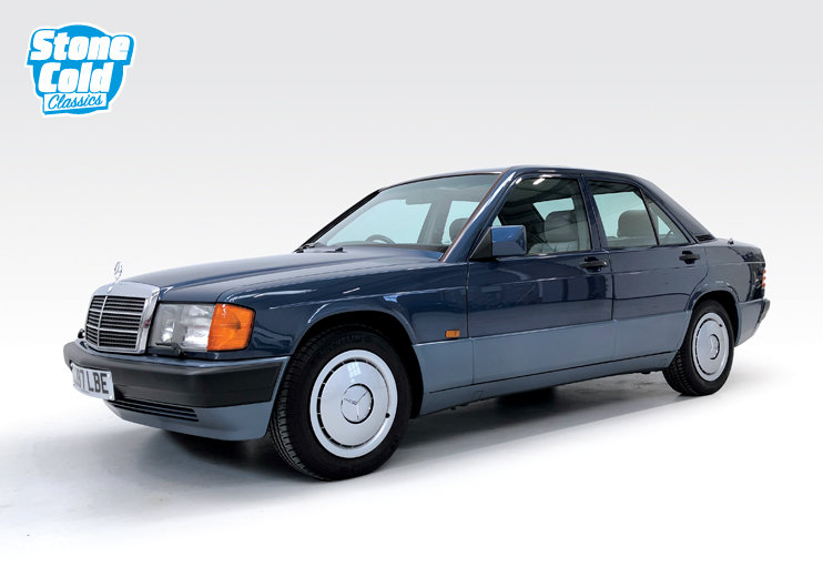 1994 Mercedes 190e 2.6 auto SOLD (picture 1 of 6)