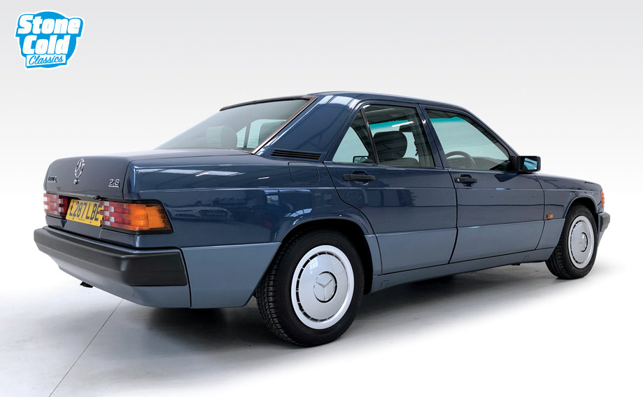 1994 Mercedes 190e 2.6 auto SOLD (picture 2 of 6)