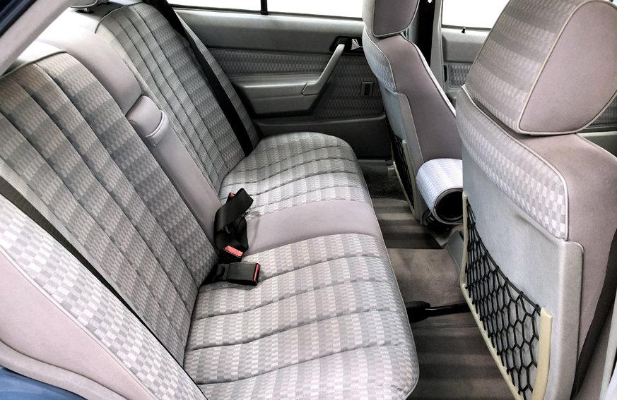 1994 Mercedes 190e 2.6 auto SOLD (picture 4 of 6)