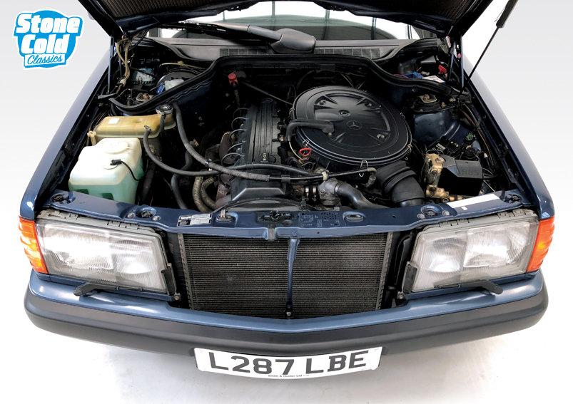 1994 Mercedes 190e 2.6 auto SOLD (picture 5 of 6)