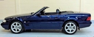 2000 Mercedes 129SL 320 SL Edition For Sale (picture 2 of 6)