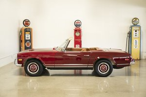 1963 Mercedes 230SL Pagoda Roadster For Sale