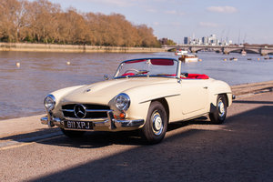 1962 Mercedes-Benz 190SL RHD - Beautifully Restored For Sale